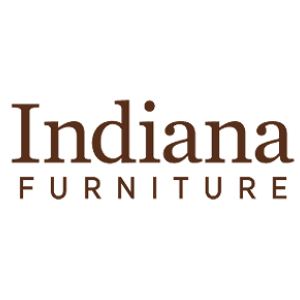 indiana furniture logo brown