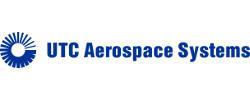 utc aerospace systems logo dark blue