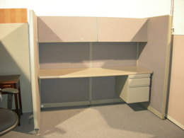 Haworth Unigroup Call Center Used Workstation