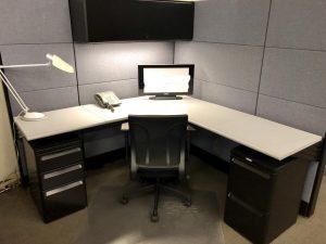Herman Miller Ethospace Workstation