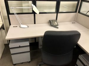 Knoll Workstation