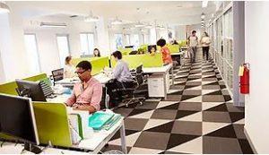 Modern office look
