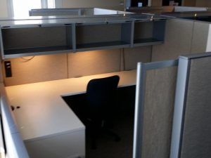 New Haworth Cubicles