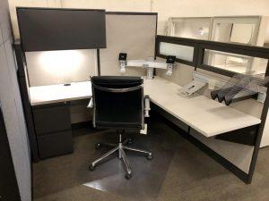 Steelcase Avenir Workstation