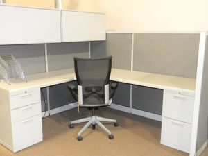 Used Workstations Steelcase Avenir