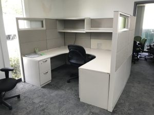 Steelcase Answer 7.5 x 6 Workstations