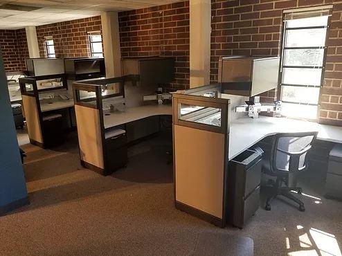 Remanufactured workstations