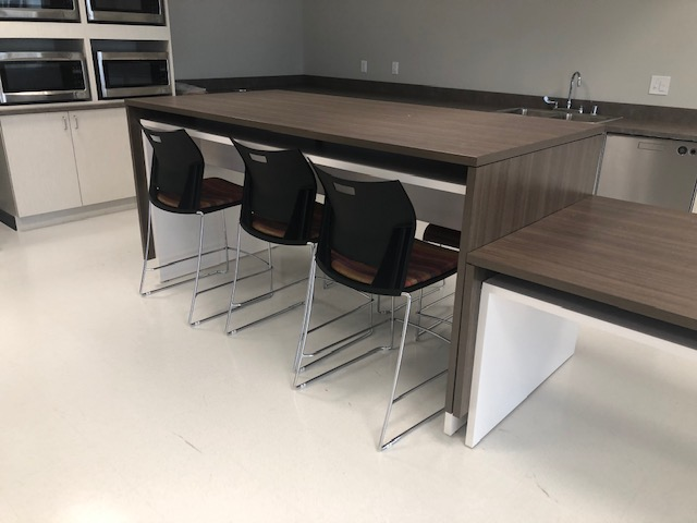 Haworth Breakroom Tables Office Solutions Inc